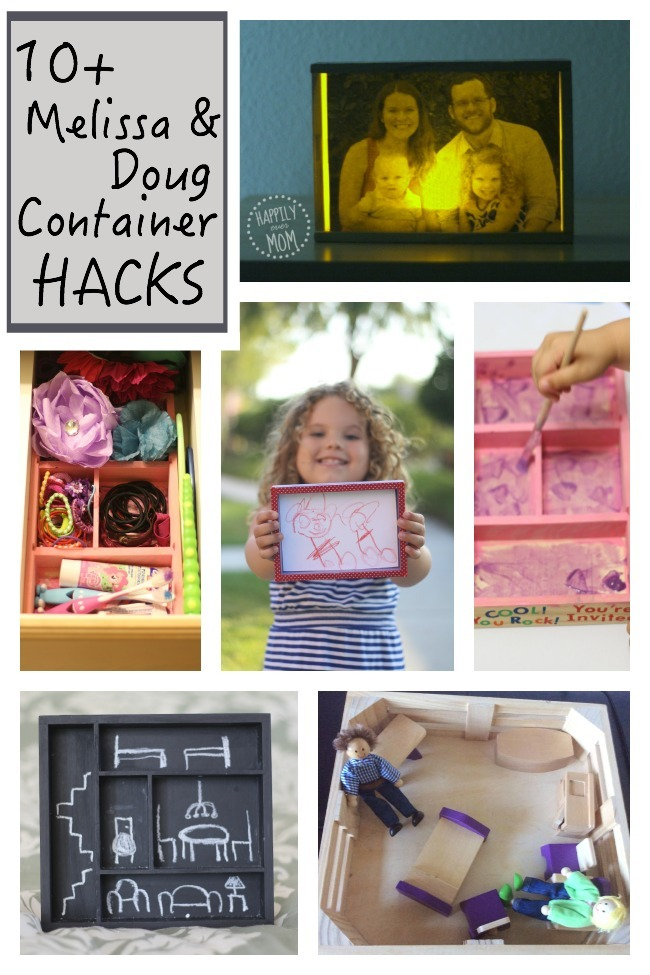 Over 10 Ways To Repurpose Melissa And Doug Boxes Kids