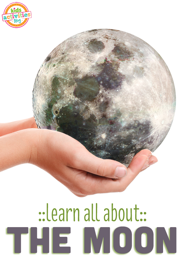 10 WAYS TO LEARN ABOUT THE MOON - Kids Activities