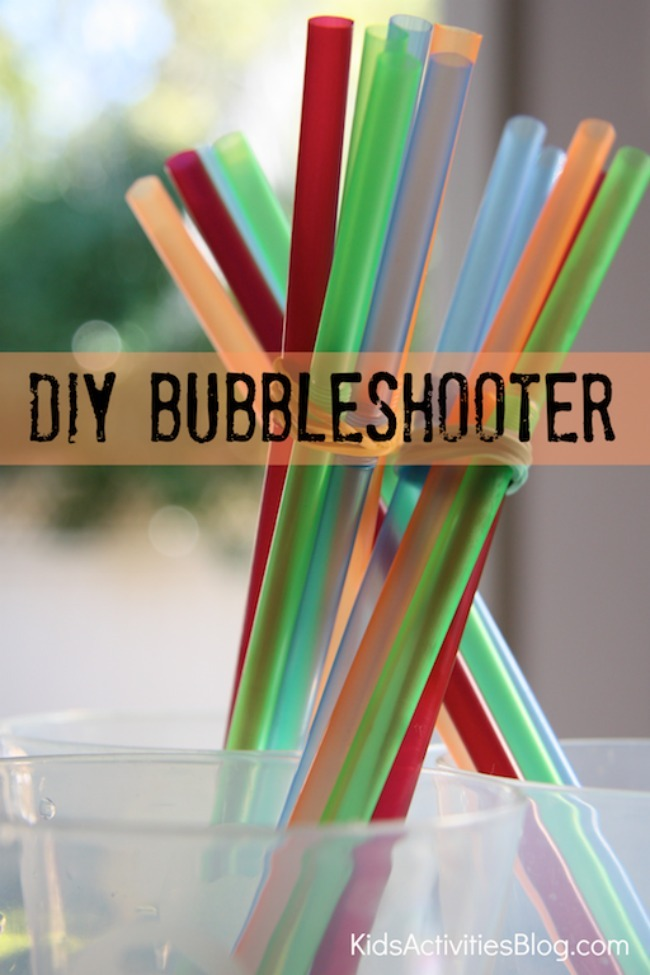 diy bubble shooter make your own bubble wand kids activities. Black Bedroom Furniture Sets. Home Design Ideas
