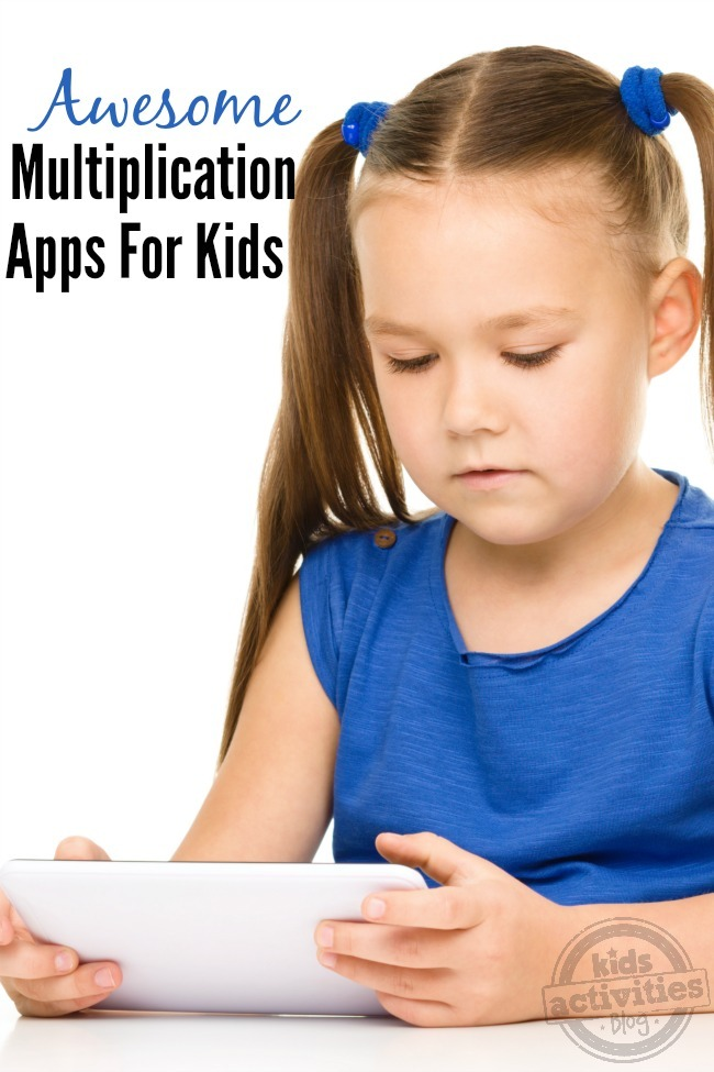 AWESOME MULTIPLICATION APPS FOR KIDS - Kids Activities
