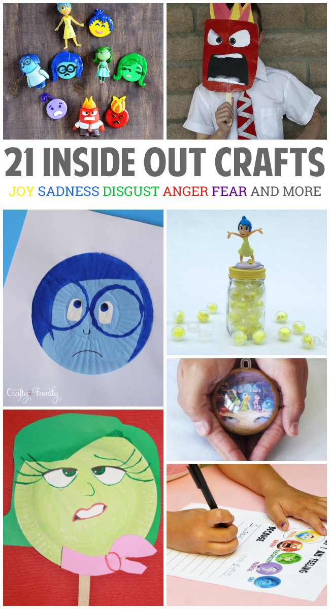 21 Inside Out Crafts Amp Activities Kids Activities
