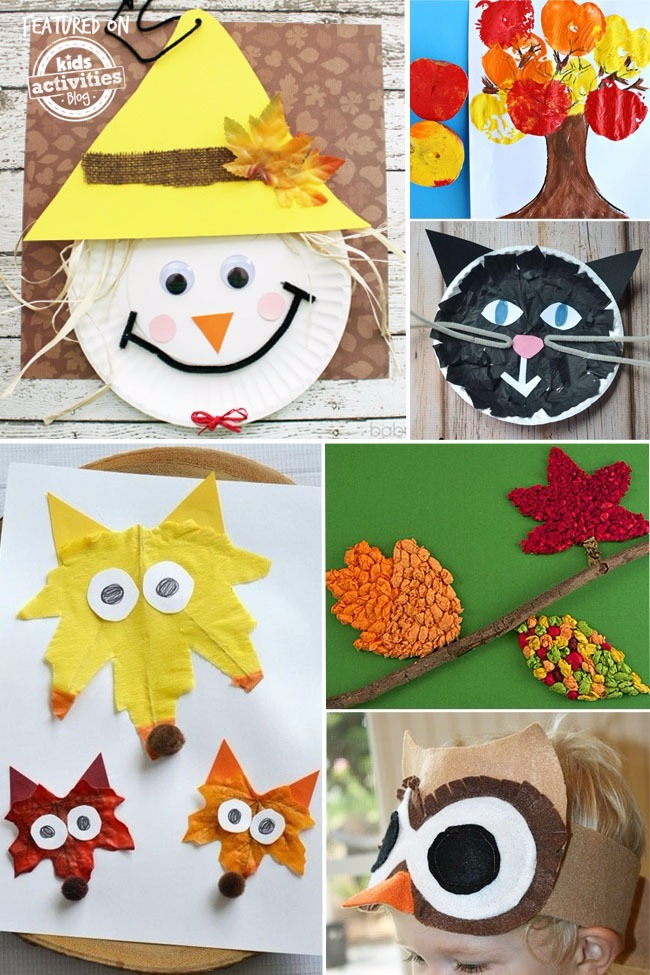 autumn crafts toddlers 24 preschool fall crafts activities 10066