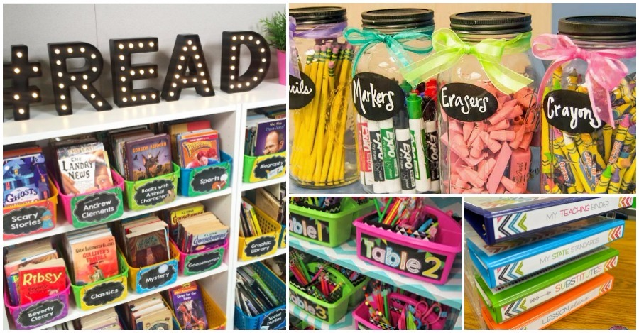 Classroom Organization Ideas For Kindergarten ~ Classroom organization hacks every teacher should know