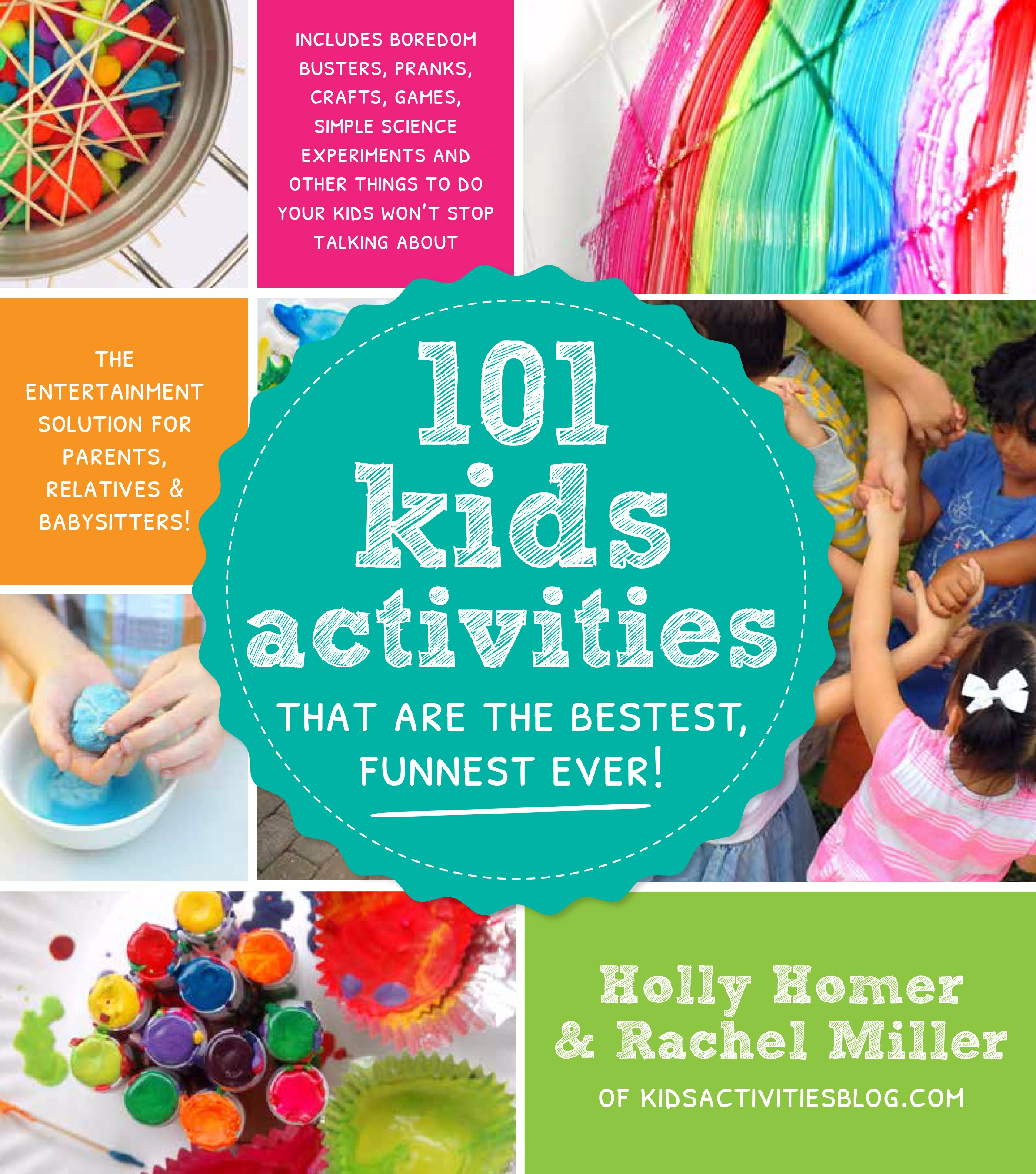 About Holly Homer & Kids Activities