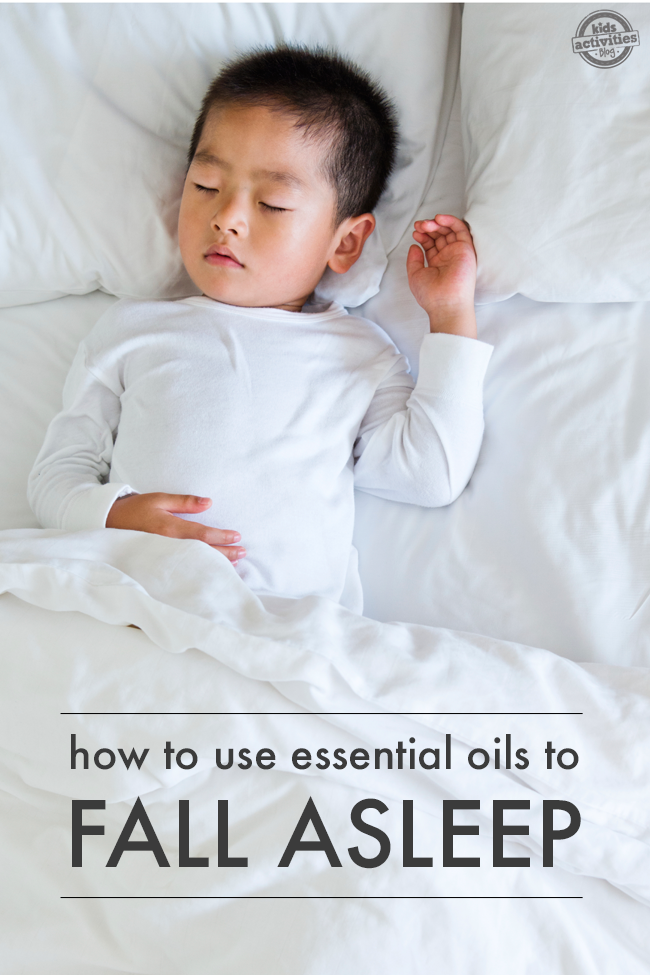 7 Genius Ways To Use Essential Oils To Help You Sleep