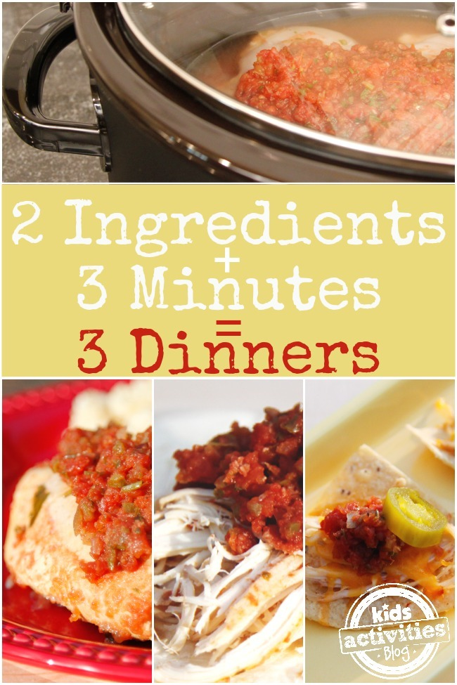 EASIEST SLOW COOKER CHICKEN DINNER IDEAS FOR FAMILIES ...