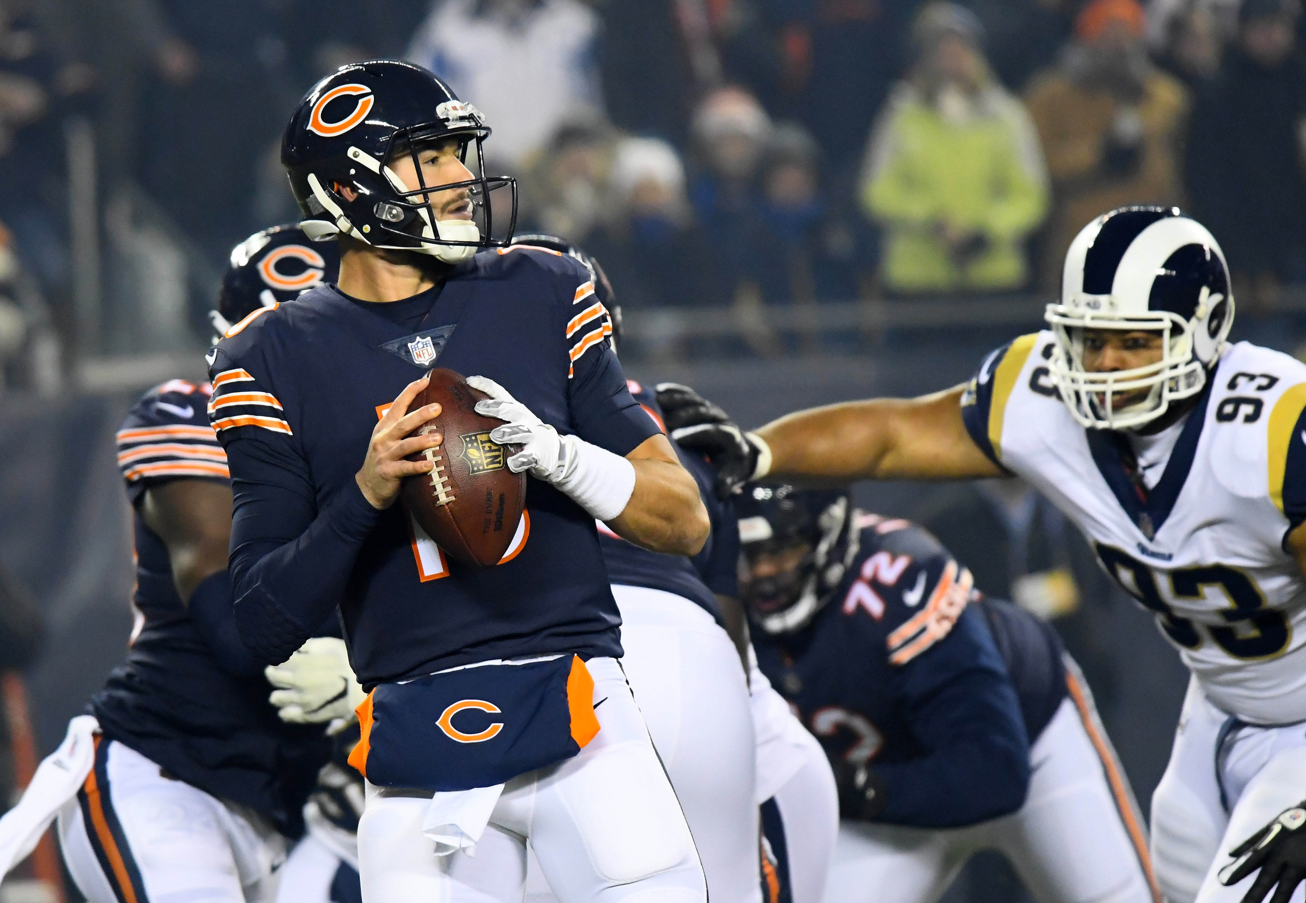 d04637931b73f Game Scout: Green Bay Packers (5-7-1) At Chicago Bears (9-4 ...