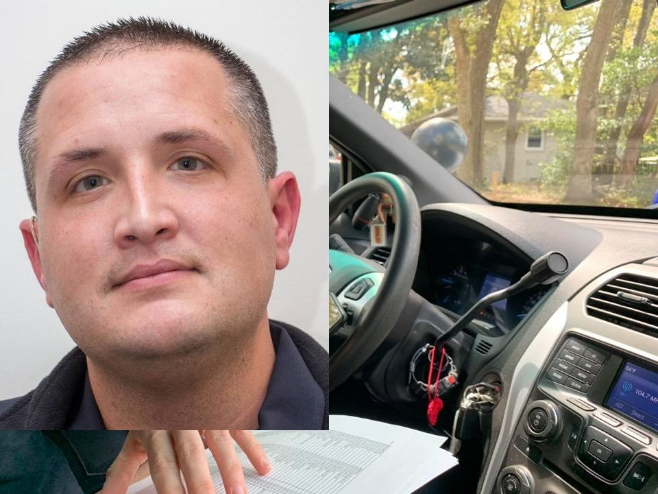 South Carolina Cop Caught Sleep In Patrol Car Intoxicated with Beer, Police Say