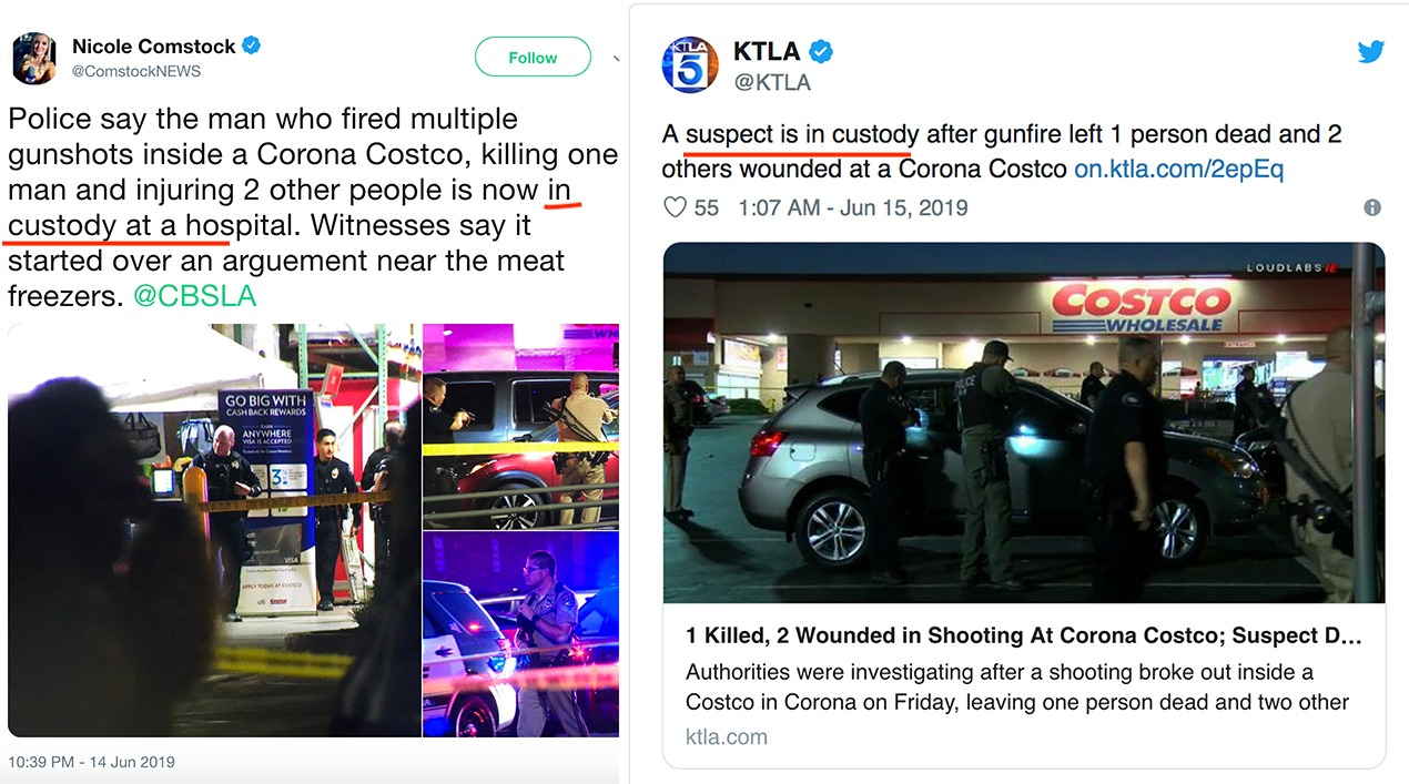 Off-Duty Cop Kills Unarmed Mentally Disabled Man in Costco