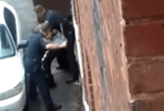 Hartford Police Caught on Camera Beating Bloody Man in Alley - Photography  is Not a Crime