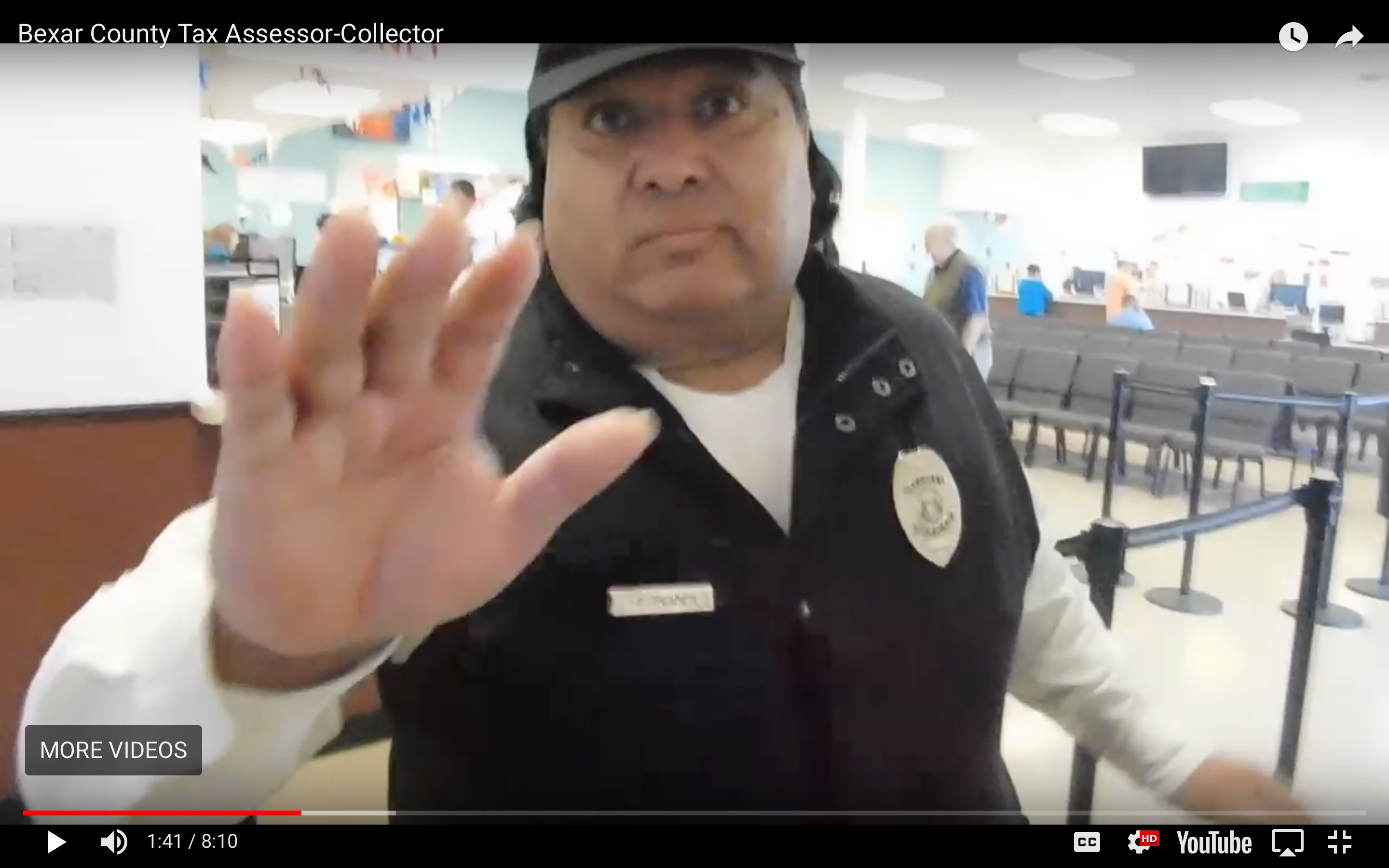 Texas Cops Arrest Man For Video Recording Tax Assessor's