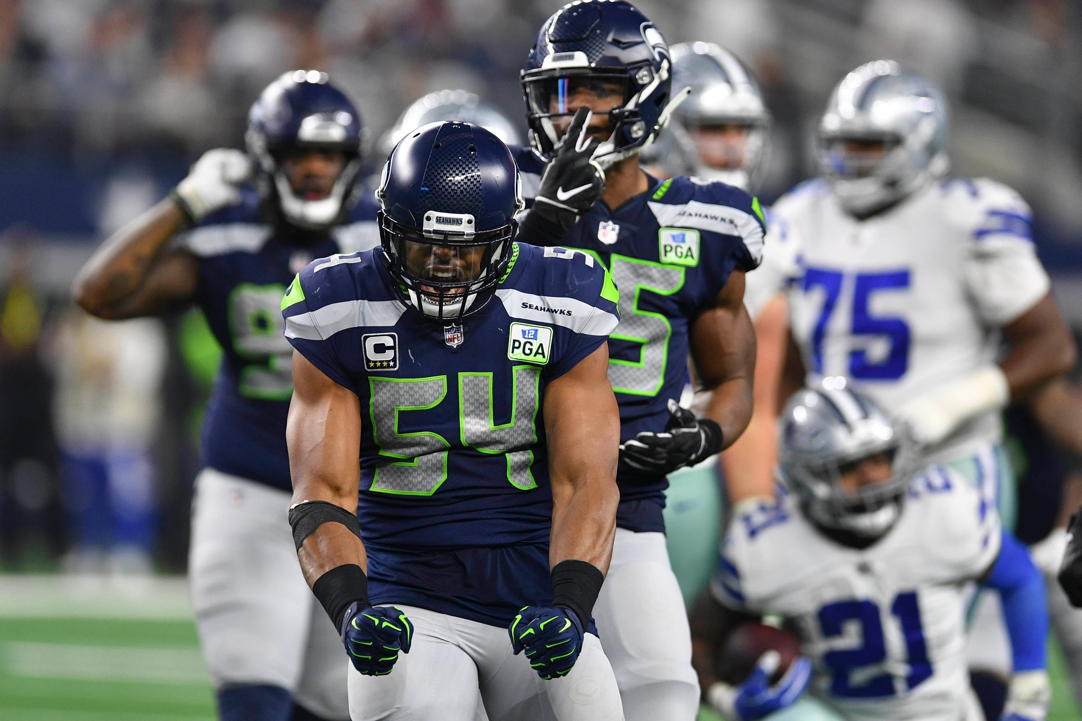 Top 5 Middle Linebackers in Seahawks History