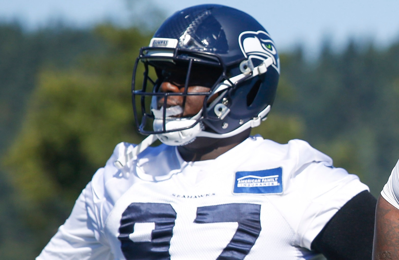 Britt: Poona Ford Could Become 'One of the Best Nose Tackles Ever' for Seahawks