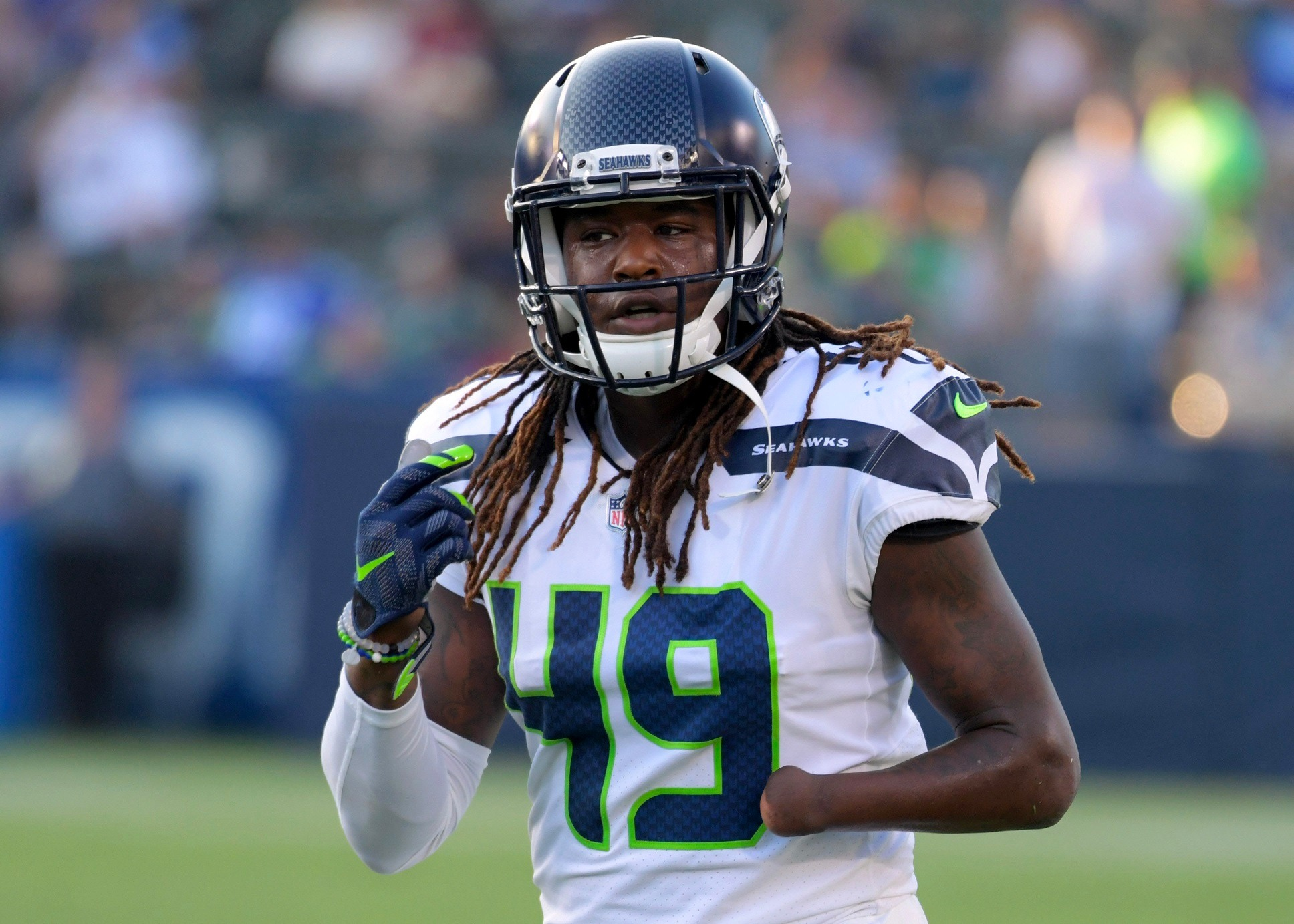 Seahawks Counting on Second-Year Duo to Bolster Pass Rush