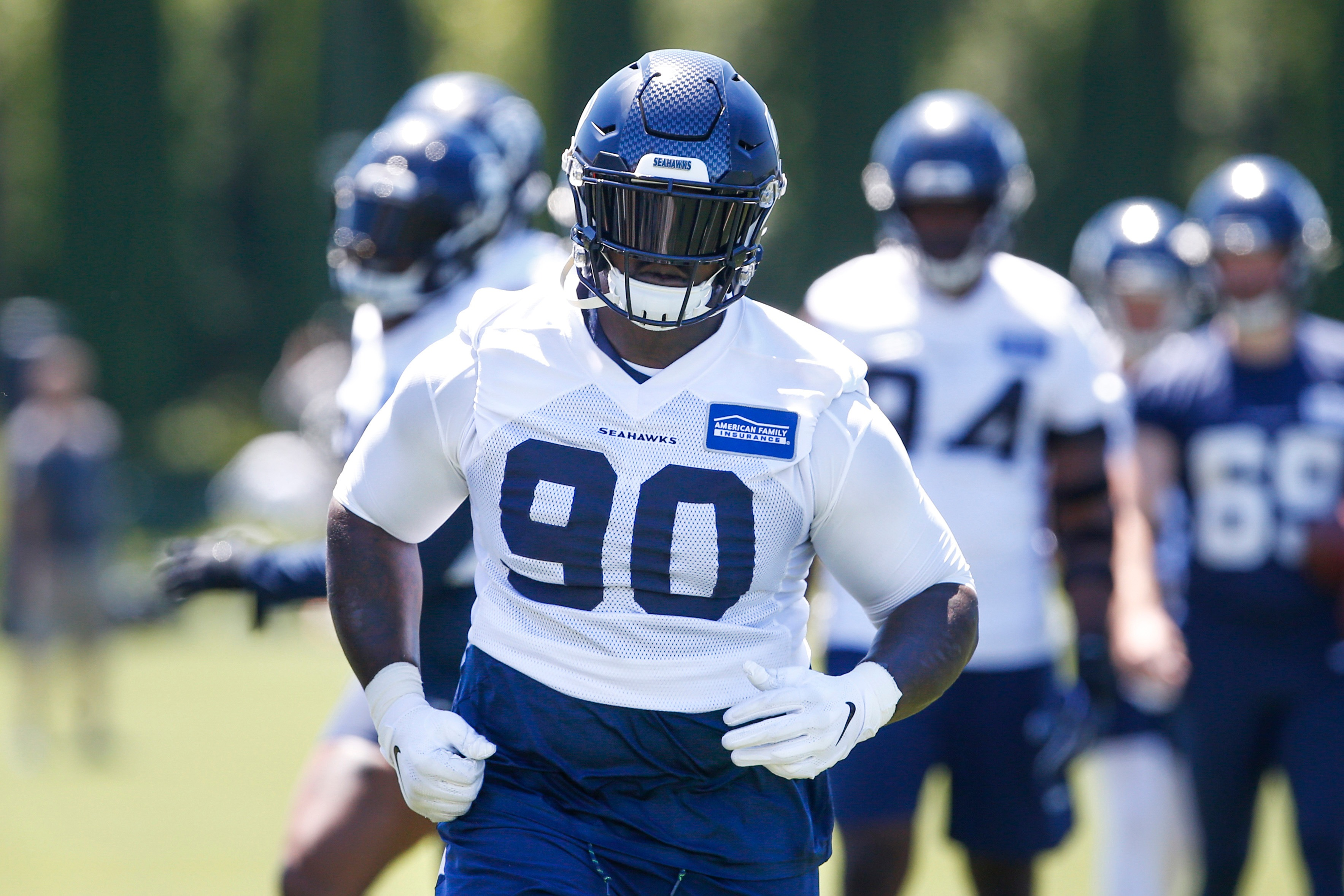 df9b5e6a8c8 Seattle Seahawks | Bleacher Report | Latest News, Scores, Stats and  Standings