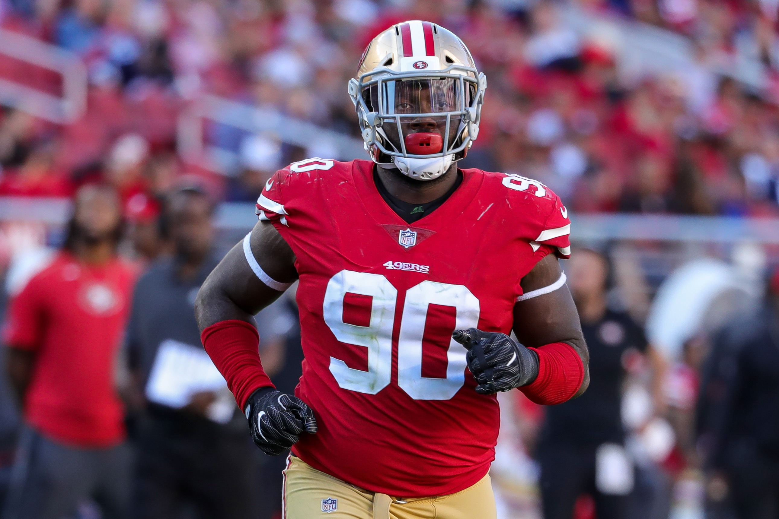 Veteran DT Earl Mitchell Meeting with Seahawks