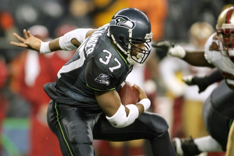 Top 5 Running Backs in Seahawks History