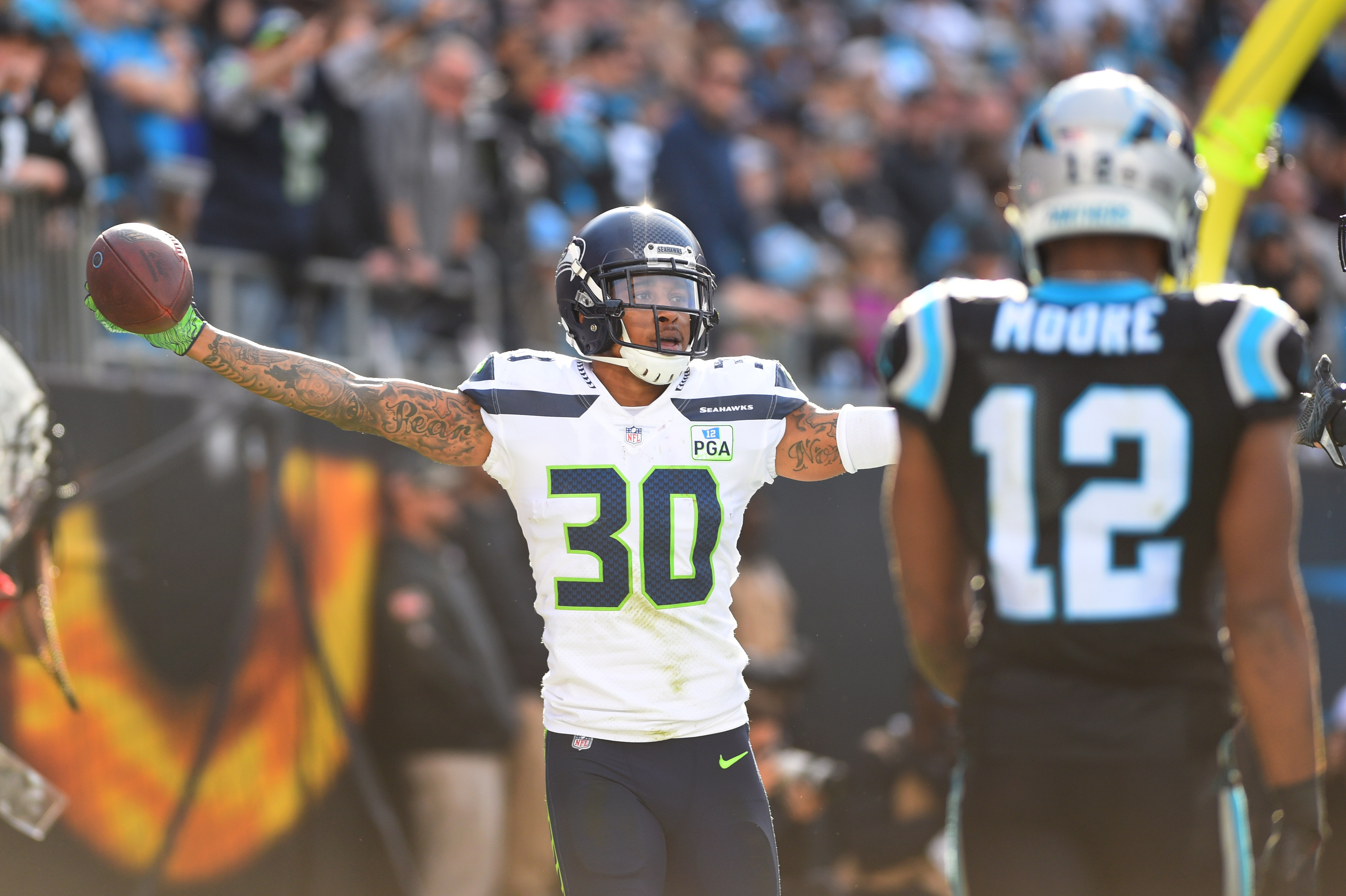 Bradley McDougald Assumes Mentor Role in Seahawks Secondary