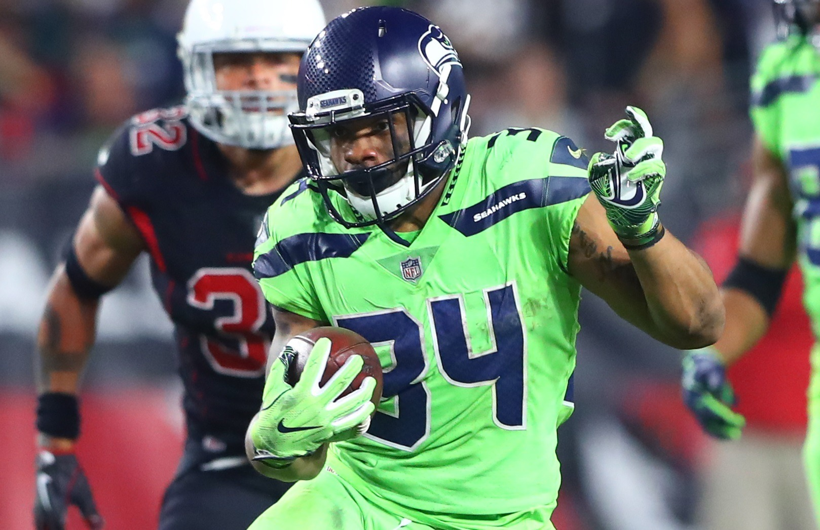 """Introducing the Seahawks """"One-Year Wonder"""" Squad: Offense"""