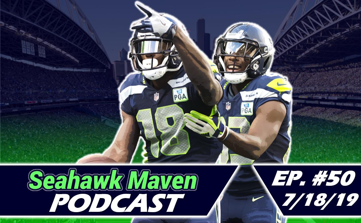 Seahawk Maven Podcast Episode #50 (7-18-19)