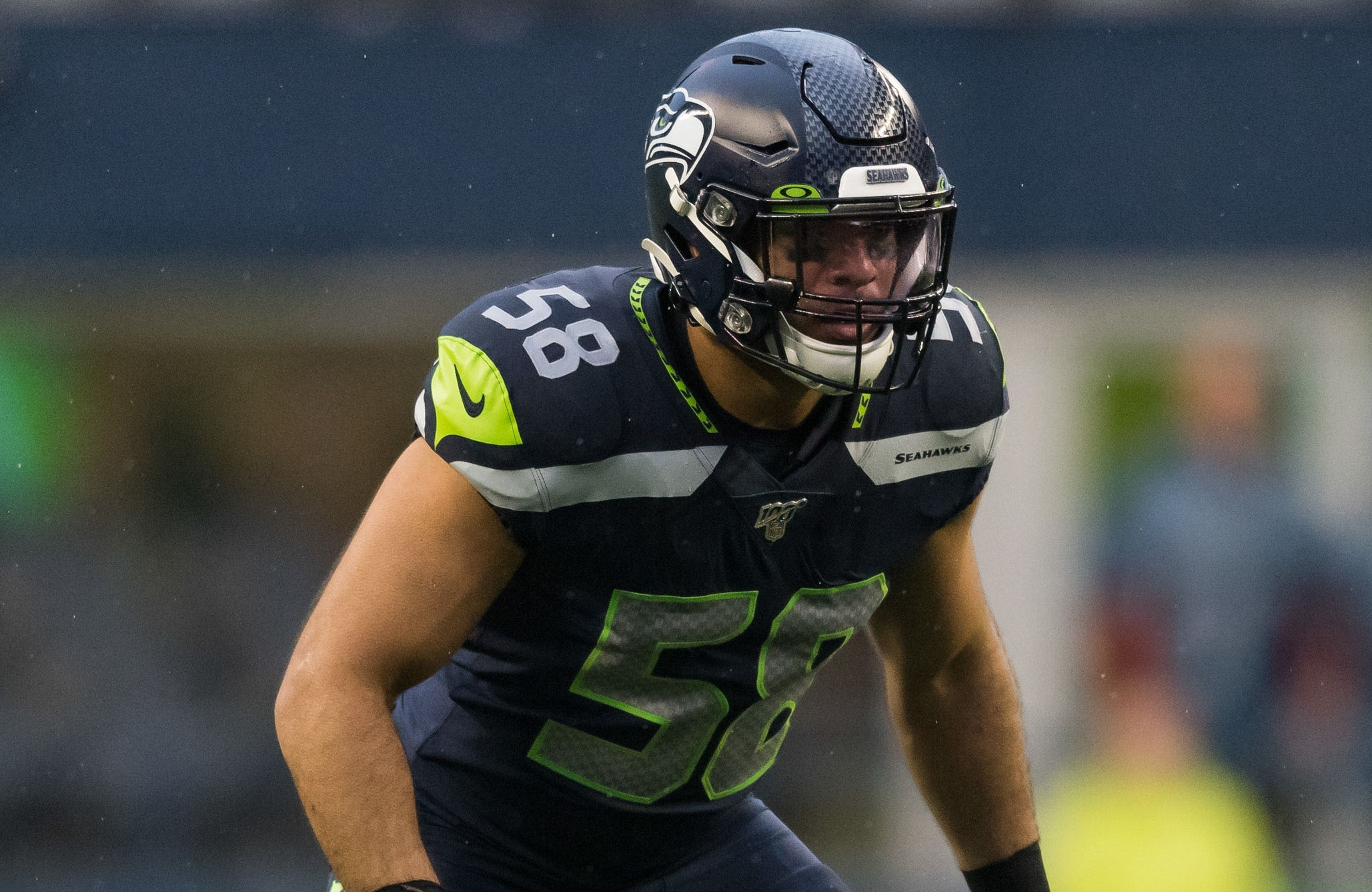 Numbers Game Forced Seahawks to Cut LB Austin Calitro