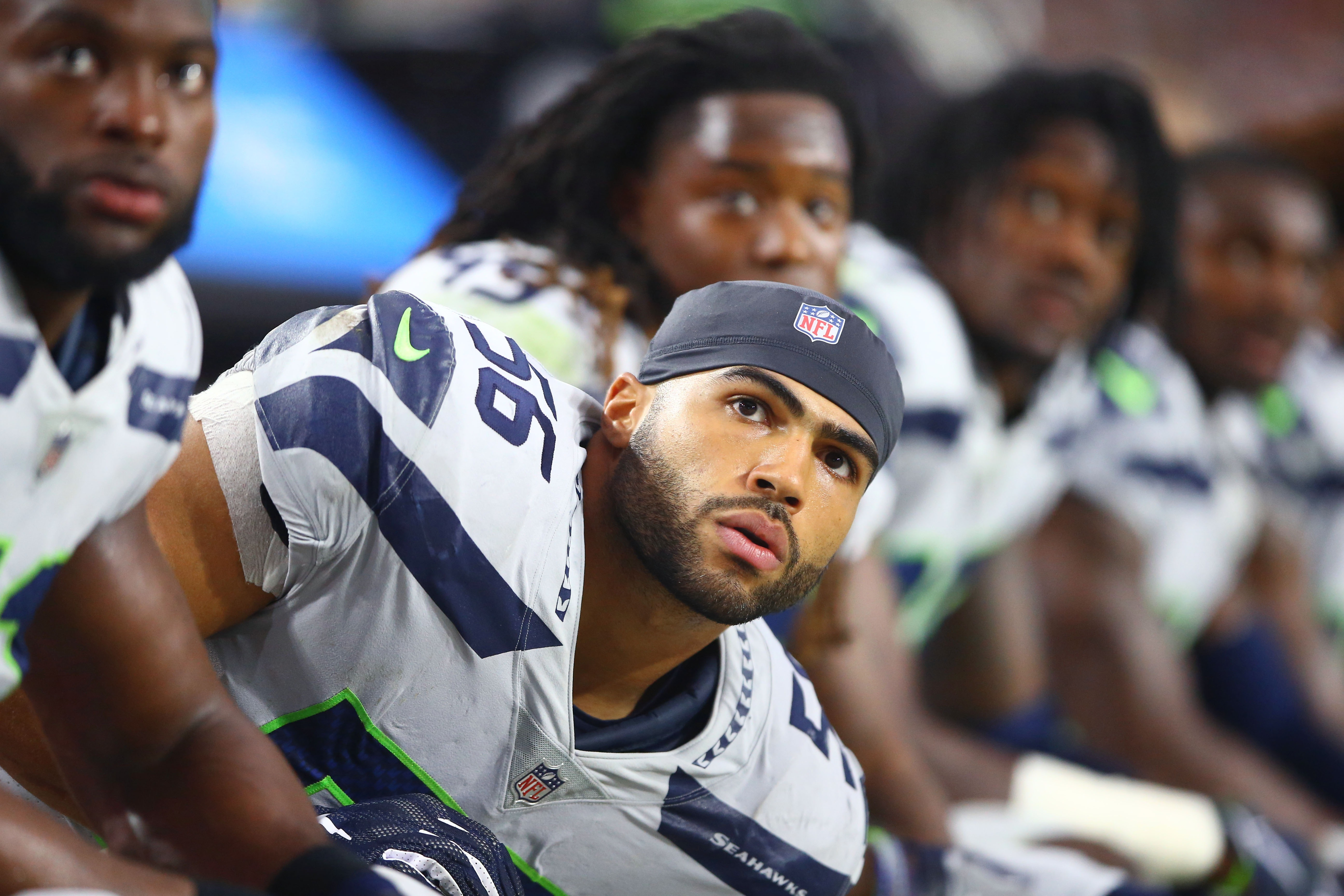 Officially Reinstated, Spotlight Shifts to Seahawks LB Mychal Kendricks