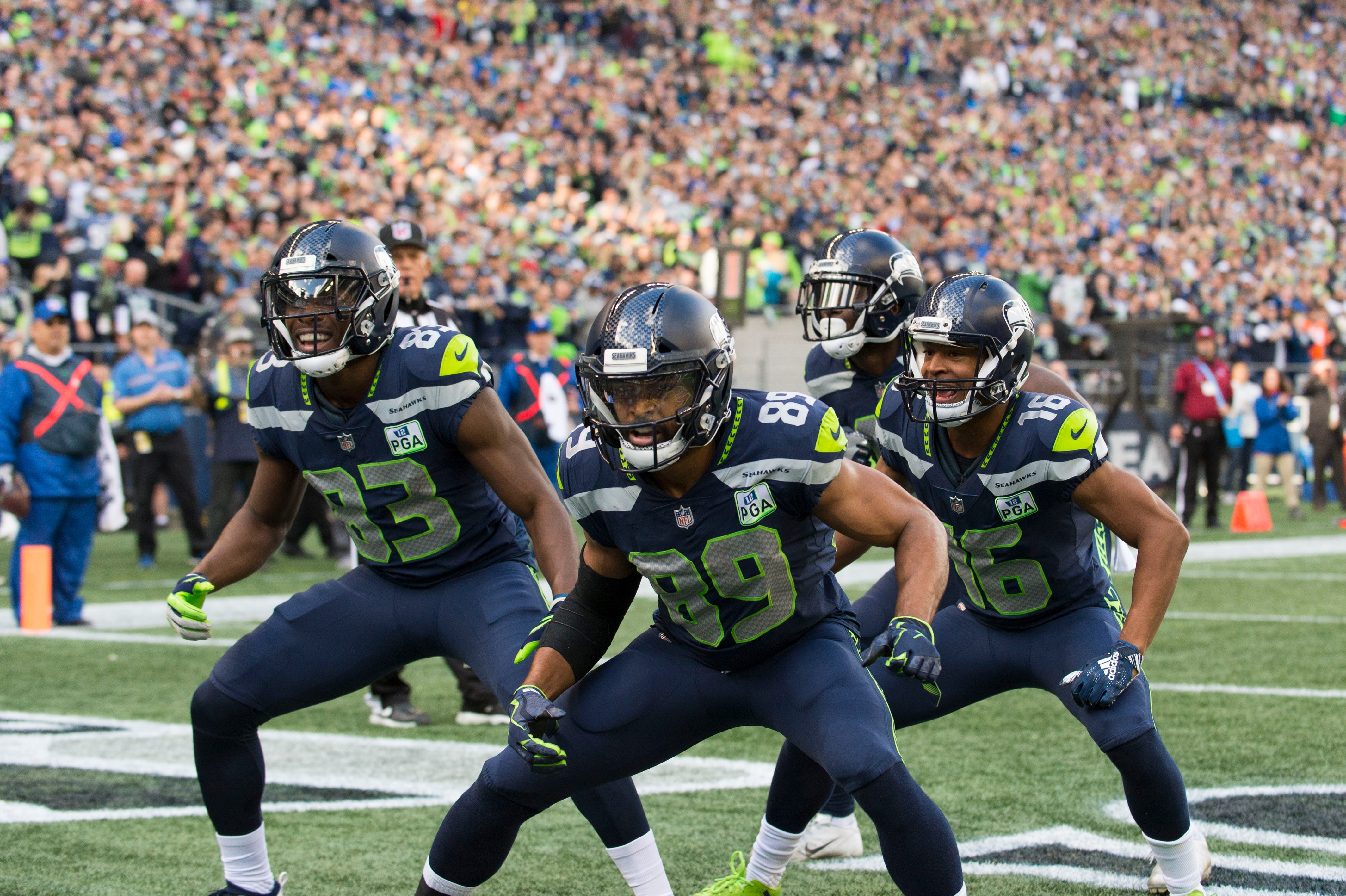 As NFC Contenders Tumble, Dominos Continue to Fall in Seahawks' Favor