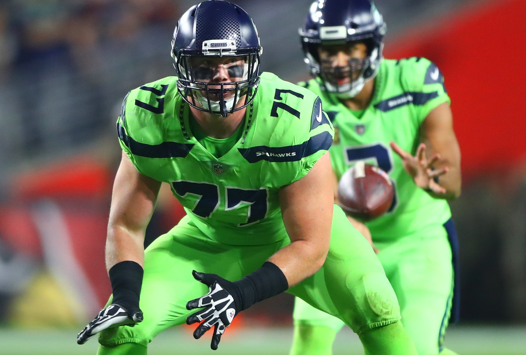 Seahawks G Ethan Pocic 'Didn't Work Out Very Well' in Reserve Role