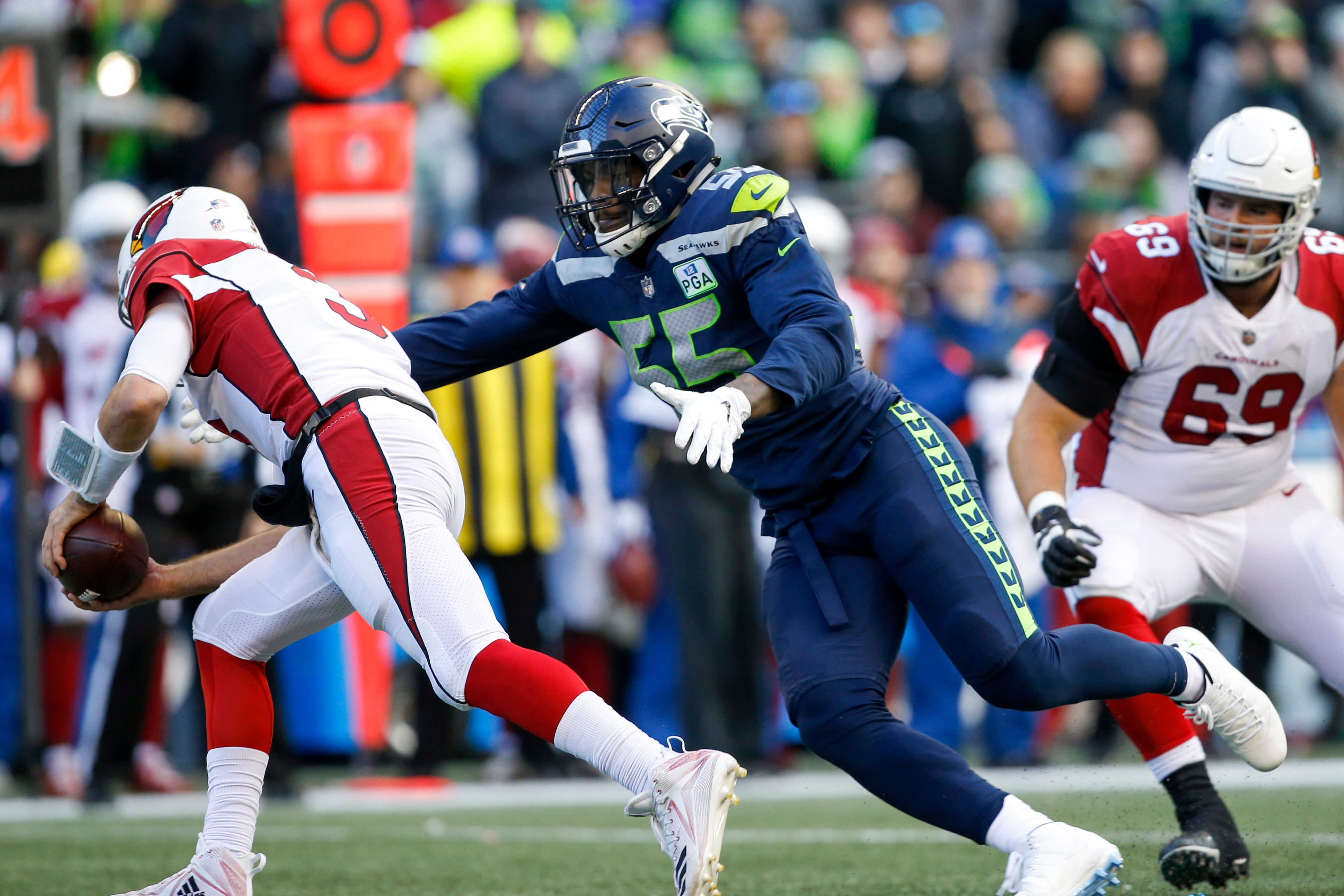 Seahawks Unrestricted Free Agency Projections