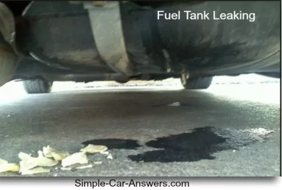 Gasoline Smell in Car, 5 Common Causes - Simple Car Answers