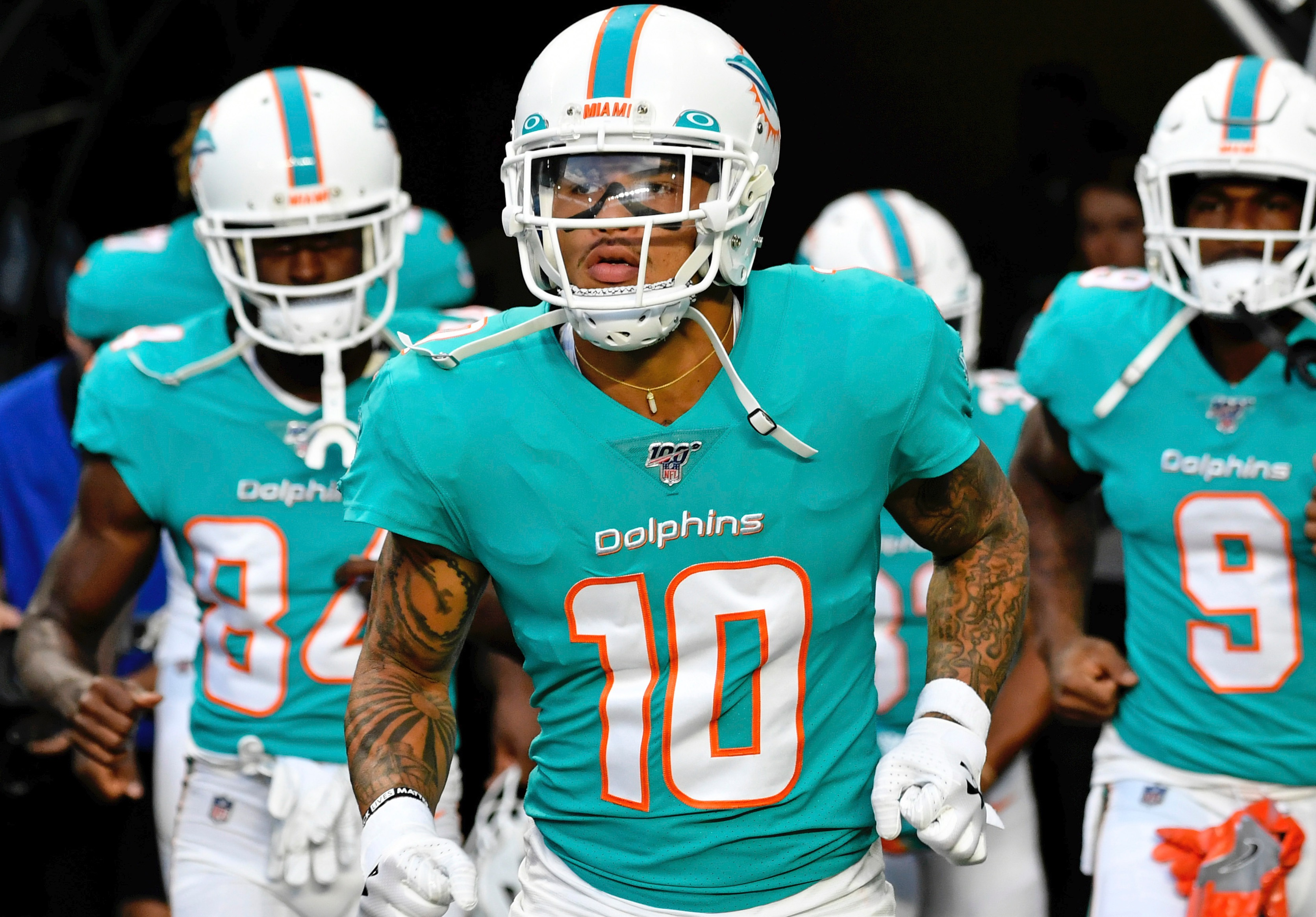 Kenny Stills Brings Much Needed Depth to Texans Wide Receiver Group