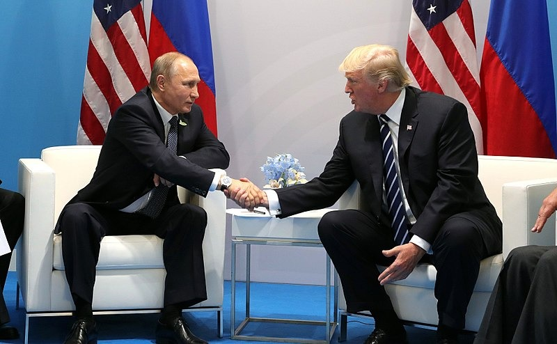 "Trump Has Gone To ""Great Lengths"" To Conceal His Interactions With Putin - The Intellectualist"