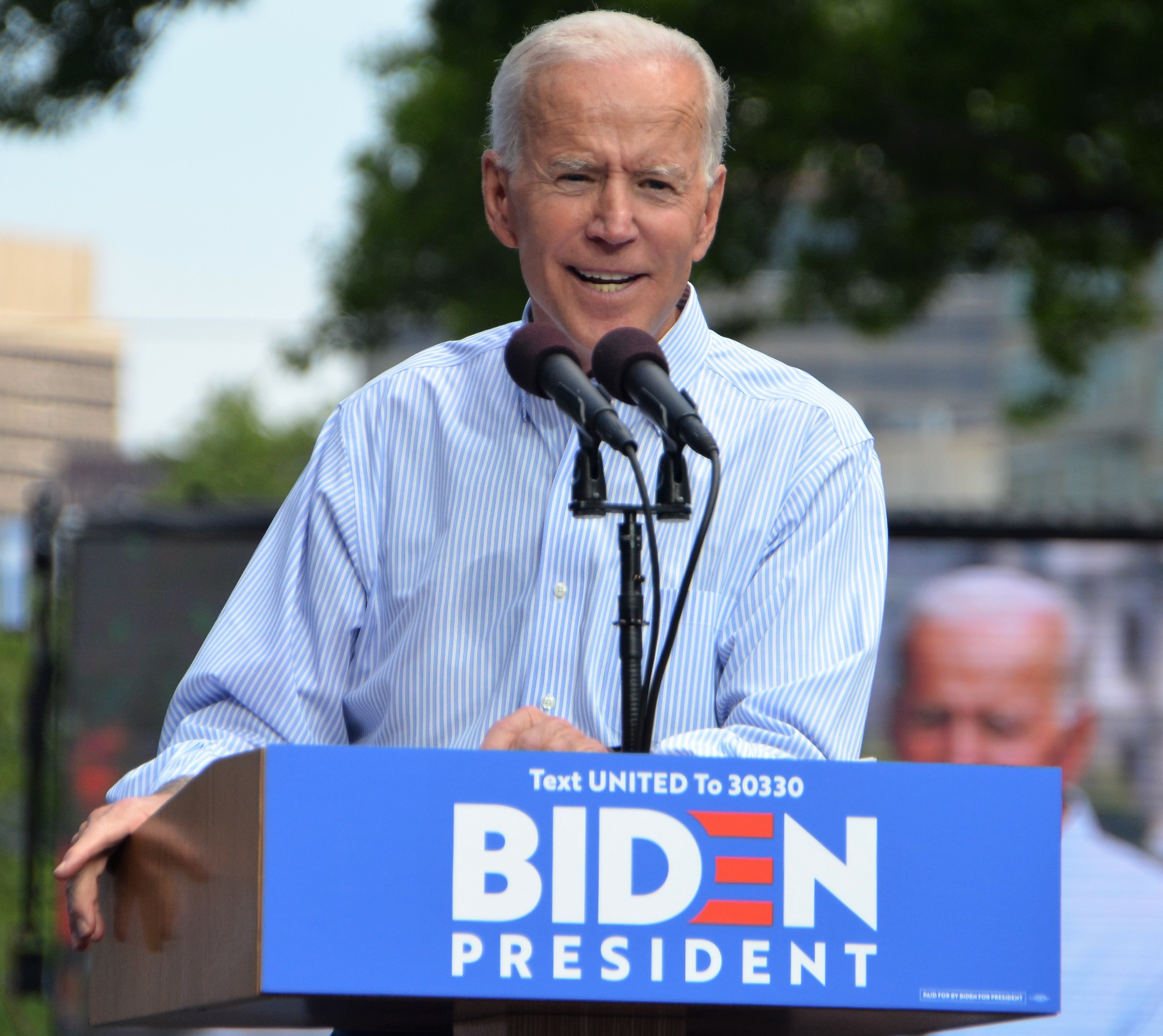 Study: Biden's Economic Policy Would Reduce Median Household Income by $6,500