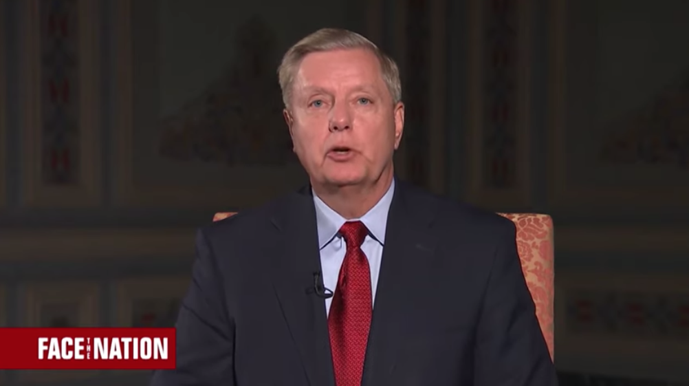 (Video) Lindsey Graham: Americans Must Accept The Pain From Trump's Trade War