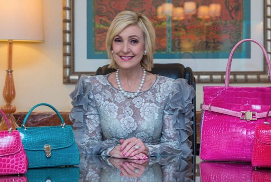Trump Chooses Mar-A-Lago Handbag Designer To Be Ambassador To South Africa - The Intellectualist
