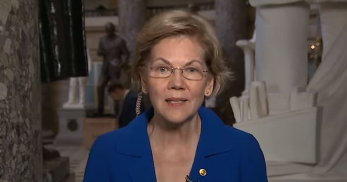 Warren Introduces Bill To Move Money From Trump's Wall To Coronavirus Measures