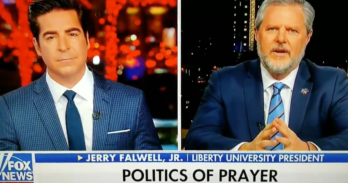 Jerry Fallwell Jr: Mitt Romney Should Keep His Religious Convictions To  Himself