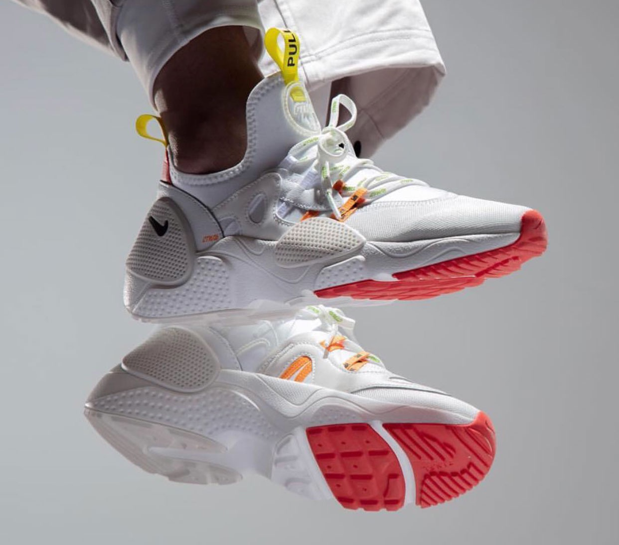 huge discount fa687 cec71 Heron Preston Nike Huarache EDGE Sneakers - TheShoeGame.com
