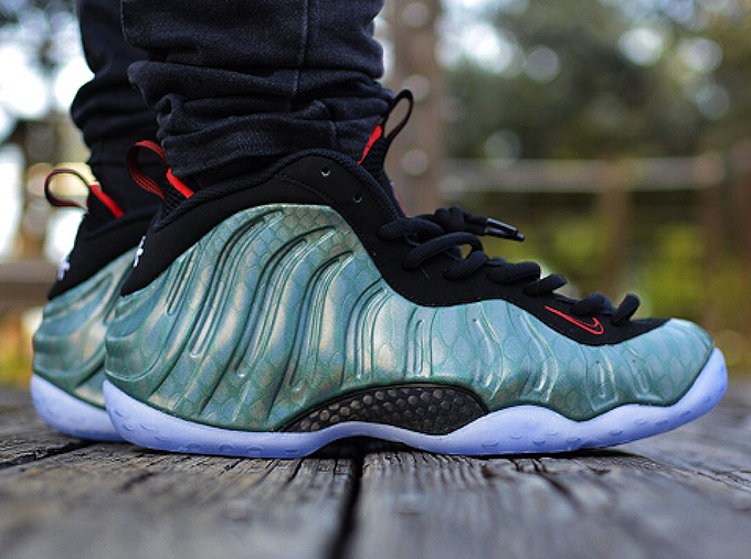 "Here's How Limited The ""Gone Fishing"" Nike Air Foamposites Will Be"