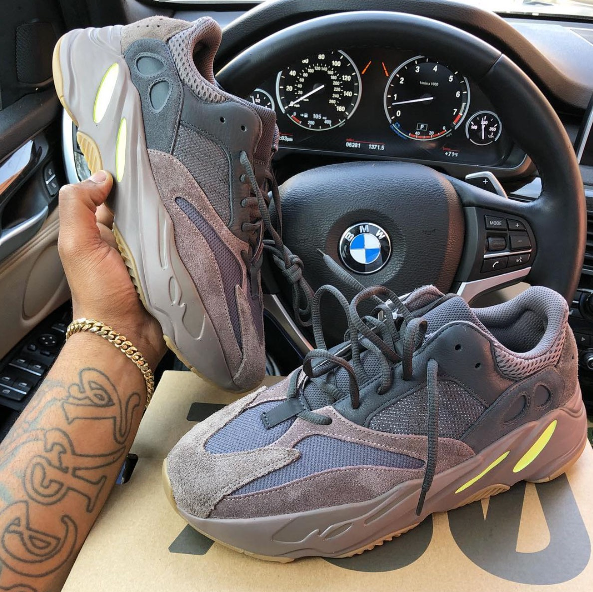 f4a1b5392cd24 Mauve adidas Yeezy Boost 700 Release Date October 27