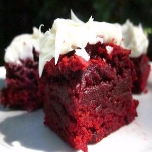 Red Velvet Weed Cake Recipe