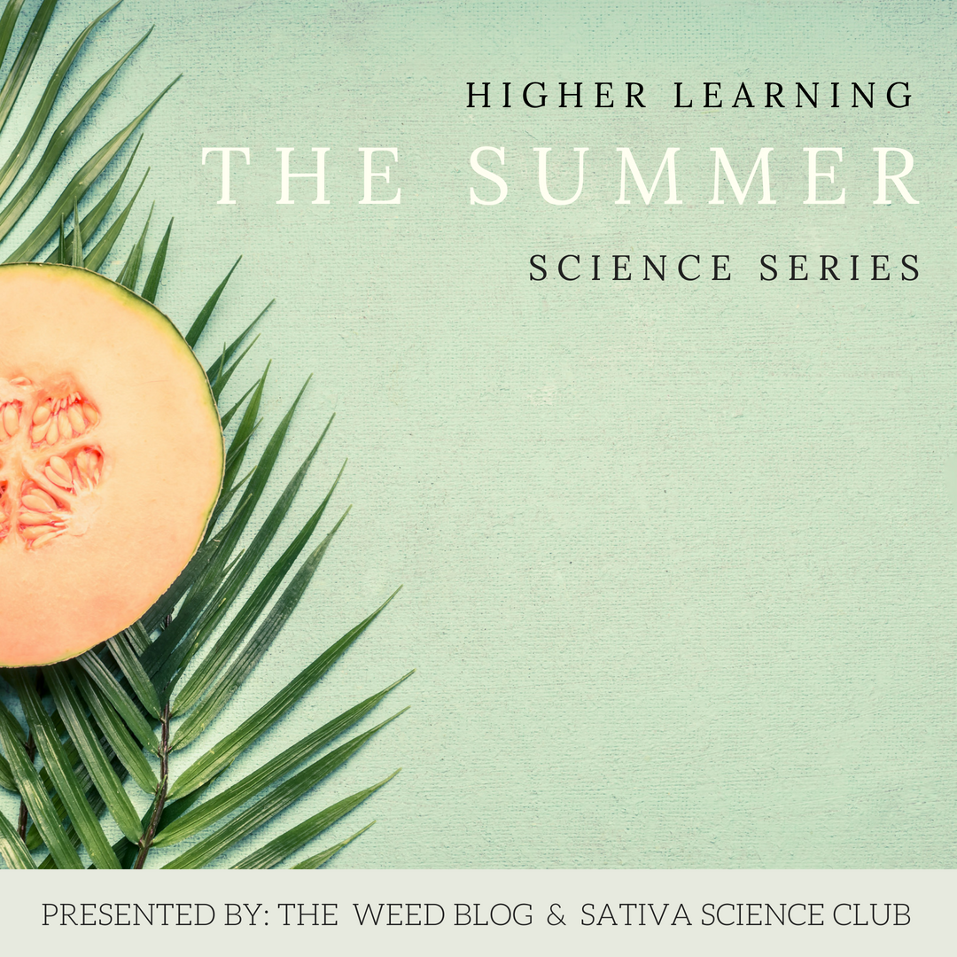 Oregon Cannabis Platforms Partner on Summer Science Series for the Community