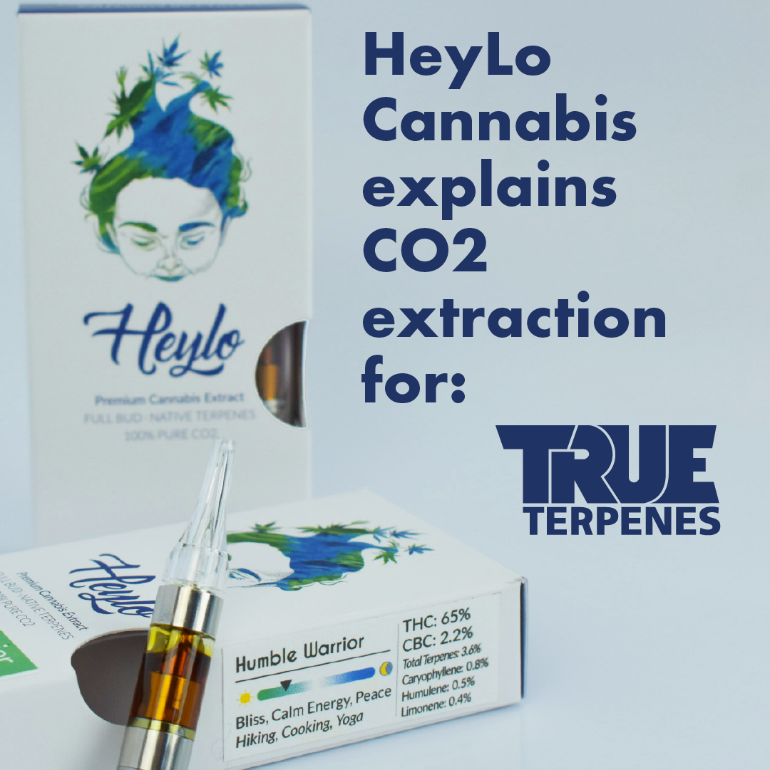 How Supercritical CO2 Extraction Works, Make High Terpene Oils