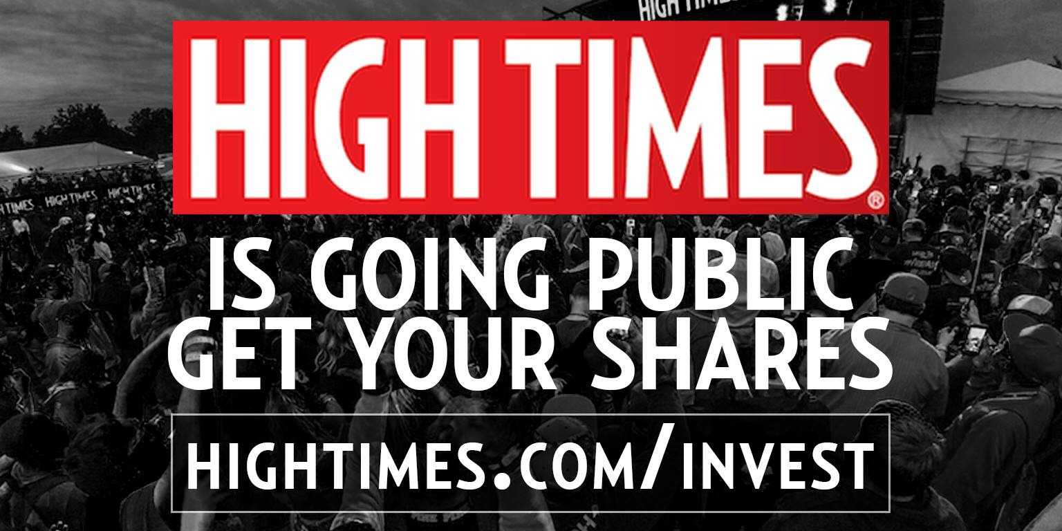 High Times Opens the Doors to its Investor Community