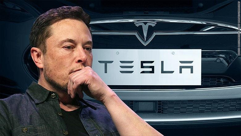 Elon Musk Resigns from Tesla After Govt. Securities Agency Sues Him