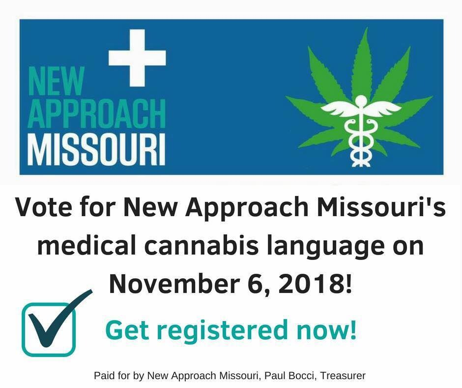 Medical Cannabis May Be Coming to Missouri: Amendment 2 has Made the Ballot