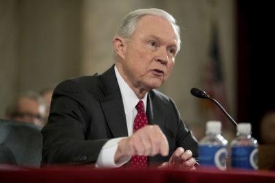 Jeff Sessions Tells Senate Panel Medical Marijuana Might Have Some Benefits