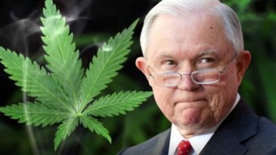 Jeff Sessions Admits Feds Lack Resources for Small Marijuana Crimes