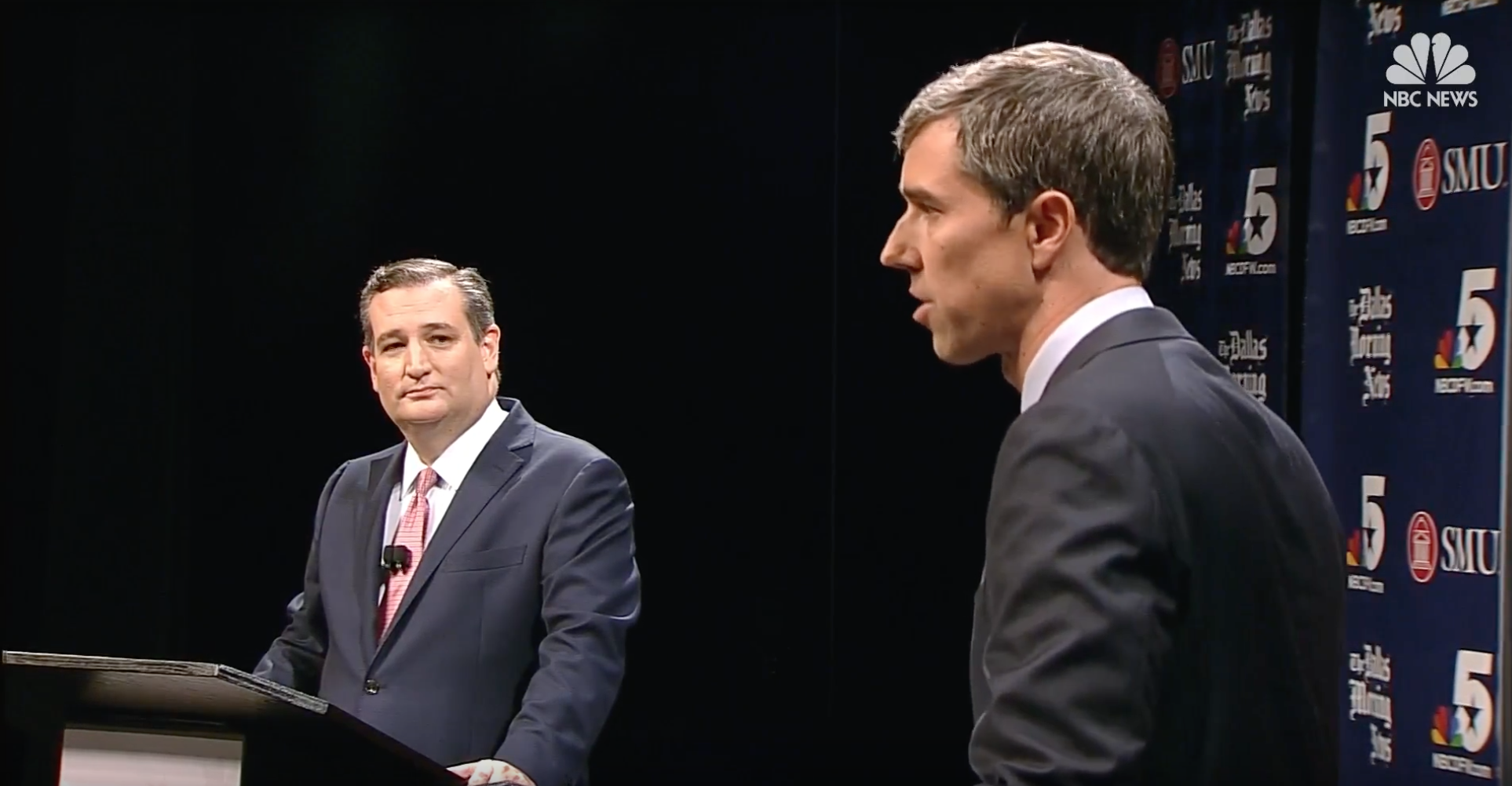 In Texas Beto O'Rourke and Ted Cruz Face Off in Salty Debate – Cannabis Came Up
