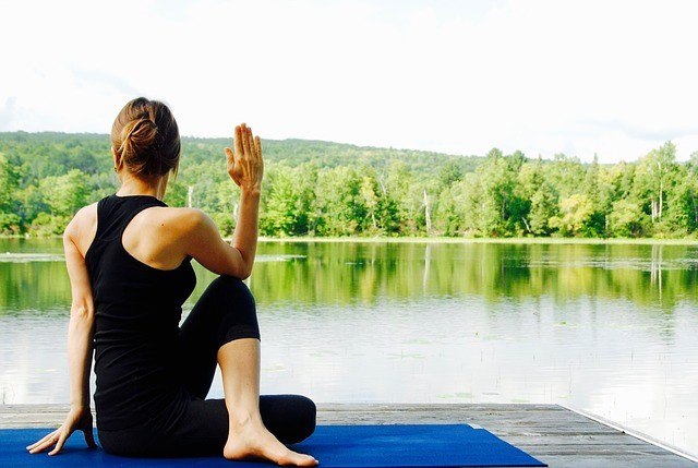 Does Cannabis Improve Your Yoga Practice?